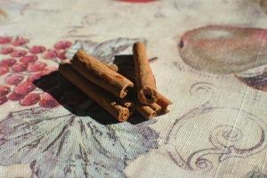 Add a handful of cinnamon