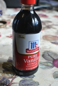 1 teaspoon of vanilla